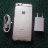 Продажа/обмен iphone6,16gb,silver. Фото 3.