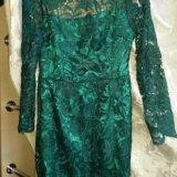 Продам новое шикарное, кружевное платье. Фото 2.