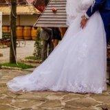 Срочно!!!свадебное платье 🌺. Фото 2.