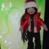 Кукла интерьерная игровая. Фото 1.
