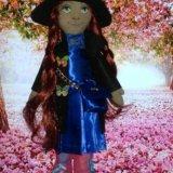 Кукла интерьерная игровая. Фото 4.