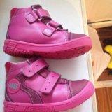Демисезонные ботинки для девочки. Фото 3. Москва.