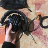 Наушники audio technica ath-m50x. Фото 1. Армавир.
