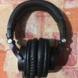 Наушники audio technica ath-m50x. Фото 3. Армавир.