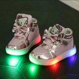 Новые кроссовки с подсветкой. Фото 1.