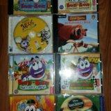 Цена за все 18 шт,детские компьютерные игры. Фото 1.