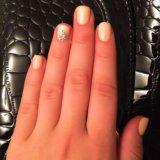 Маникюр, покрытие ногтей шелак. Фото 3.