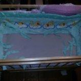 Бортики в кроватку детскую. Фото 2.