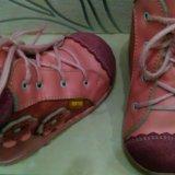 Обувь на первые шаги 19 р. Фото 3.