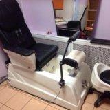 Педикюрное кресло срочно. Фото 2.