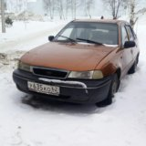 Машина daewoo nexia. Фото 4. Рязань.