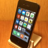 Iphone 4s 8gb black. Фото 2. Воронеж.