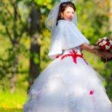 Свадебное платье.. Фото 3. Санкт-Петербург.