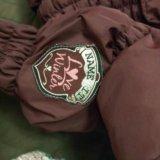 Куртка (пуховик) для девочки name it. Фото 3.