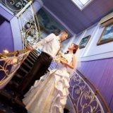 Свадебное платье белое золото. Фото 1. Санкт-Петербург.