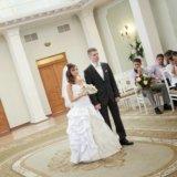 Свадебное платье белое золото. Фото 2. Санкт-Петербург.