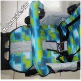 Чехол/муфта для ножек+бампер для коляски hartan. Фото 3. Химки.