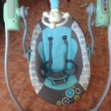 Шезлонг - качелья. Фото 2.