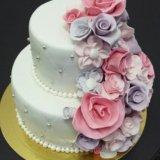 Свадебные торты. Фото 3. Санкт-Петербург.