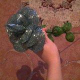 Розы из бисера. Фото 3.