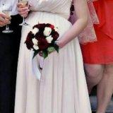 Шикарное свадебное платье. Фото 4.