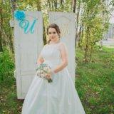 Свадебное платье генриетта. Фото 4. Санкт-Петербург.