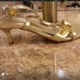 Шикарное платье под золото. Фото 4.