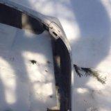 Задняя губа на бампер тойота калдина 210. Фото 2.