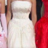 Продам свадебное платье. Фото 1. Саратов.