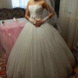 Свадебное платье. Фото 3. Кавказская.
