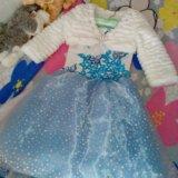 Платье для девочки. Фото 2. Новосибирск.