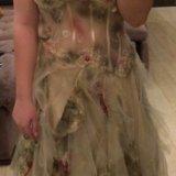 Платье в пол, s. Фото 2. Москва.