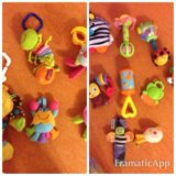 Игрушки для ребёнка до 1 года. Фото 2. Долгопрудный.