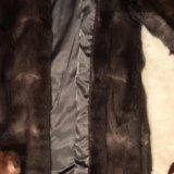 Шуба чехославатская андатра. Фото 2. Химки.
