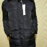 Новая куртка пуховик. Фото 1.