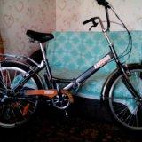 Продам складной дорожный велосипед 6 скоростей. Фото 4. Артем.