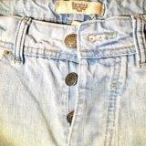 Джинсовые шорты. мужские. Фото 3.