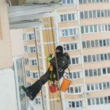 Промышленный альпинизм. Фото 4. Москва.