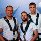 Промышленный альпинизм. Фото 3. Москва.