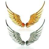 Крылышки металлические хромированные. Фото 3.
