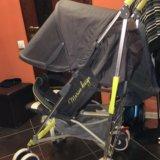 Прогулочная коляска-трость happy baby cindy grey. Фото 3. Москва.