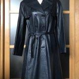 Пальто жён. кожа. Фото 1.