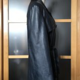 Пальто жён. кожа. Фото 4.