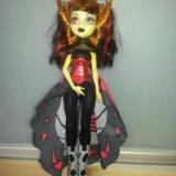 Куколка monster high. Фото 2.