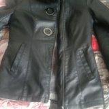 Куртка кожзам. Фото 2. Кинешма.