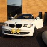 Автомобиль  bmw 1. Фото 1.