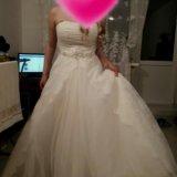 Свадебное платье. Фото 1. Калуга.