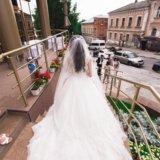 Срочно! свадебное платье 40 размер!. Фото 3. Саратов.