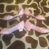Туфли для девочки. Фото 3. Подольск.