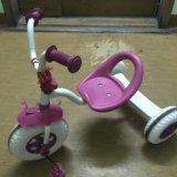 Велосипед самокат. Фото 1.
